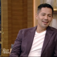 VIDEO: Jay Hernandez Says He Got Discovered in an Elevator