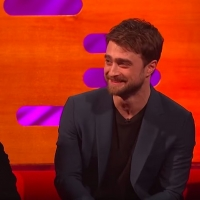 VIDEO: Daniel Radcliffe and Miriam Margolyes Talk HARRY POTTER on THE GRAHAM NORTON S Photo