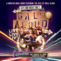 Cheryl Hole To Perform In First Drive In Drag Extravaganza GALS ALOUD - LIVE AT THE D Photo