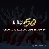 Ballet Hispánico Named One Of America's Cultural Treasures By Ford Foundation Photo