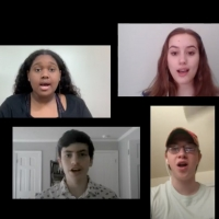 VIDEO: Lusher Musical Theater Students Perform Virtual 'You Are My Sunshine' For Loui Photo