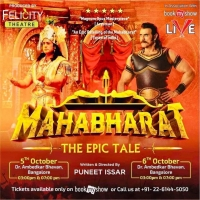 BWW Previews: MAGNUM OPUS MAHABHARATA By Puneet Issar In Bangalore