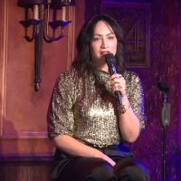 Exclusive: Eden Espinosa Sings Holding to the Ground at Tuesdays at 54 Photo