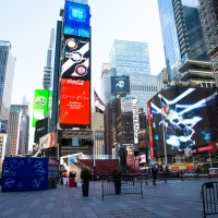 Times Square Sees Slight Influx in Tourism Photo