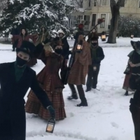 VIDEO: Lyric Theatre of Oklahoma's 'Layer on Layer Day' From A CHRISTMAS CAROL Photo