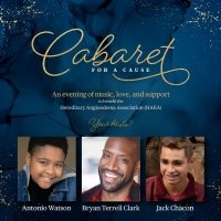 Bryan Terrell Clark, Antonio J. Watson and More to Star in CABARET FOR A CAUSE Photo