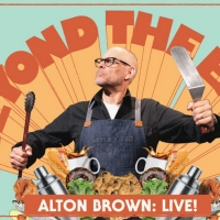 Alton Brown Live BEYOND THE EATS Comes to the Aronoff Center in 2022 Photo