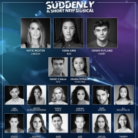 Cast Announced For SUDDENLY, A New International Musical Film Photo