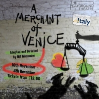 Casting Announced For Shakespeare In Italy's A MERCHANT OF VENICE at The Playground Theatre