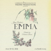 Christ Wesleyan Theatre Productions Presents EMMA Photo