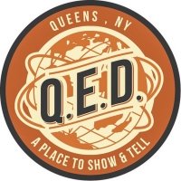 "See What's Coming to QED DECEMBER 11��""17 Photo"