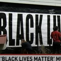 Harrisburg Improv Theatre Unveils Black Lives Matter Mural
