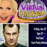 BWW Previews: Julie Halston Plus Brooks Ashmanskus Equals Big Laughs for January 22nd Photo