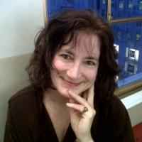 Karen Petersen Reads Poetry At Teatro Paraguas Photo
