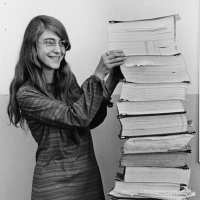 Wild Swan Theater Announces CODING TO THE MOON: Margaret Hamilton And The Apollo Miss Photo