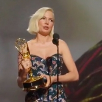 VIDEO: Michelle Williams Tackles Pay Inequality in Emmys Acceptance Speech For FOSSE/VERDON