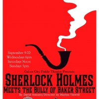 BWW Review: SHERLOCK HOLMES MEETS THE BULLY OF BAKER STREET at Culver City Public The Photo