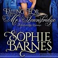 Sophie Barnes Releases New Historical Regency Romance - FALLING FOR MR. TOWNSBRIDGE Photo