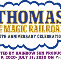 Alice Fearn, Jonah Platt, and More Set For THOMAS AND THE MAGIC RAILROAD 20TH ANNIVER Photo