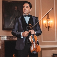 Violinist Philippe Quint to Perform First Ever Concert At Chaplin's World In Switzerland