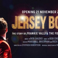 JERSEY BOYS Takes The Stage At The Court Theatre