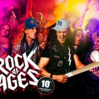 Pete Alonso Makes His Stage Debut For 'New York Mets' Night At ROCK OF AGES Photo