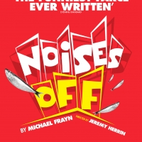 Rehearsals Start For NOISES OFF in The West End