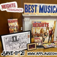 Applause Shop to Present Special Sale of IN THE HEIGHTS Memorabilia to Benefit Fresh  Photo
