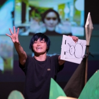 フレ フレ OSTRICH!! HAYUPANG DIE-BOW-KEN Returns to Tokyo Festival 2021 Photo