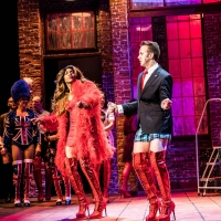 BWW Review: KINKY BOOTS at Broadway Palm Dinner Theatre Will 'Raise You Up!' Photo