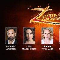 BWW Interview: Ricardo Afonso Talks ZORRO: THE MUSICAL IN CONCERT at Cadogan Hall Photo