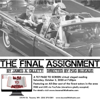 Tacoma Little Theatre Presents THE FINAL ASSIGNMENT Photo