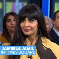 VIDEO: Jameela Jamil Talks MIRA, ROYAL DETECTIVE on GOOD MORNING AMERICA Photo