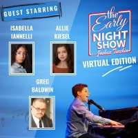 VIDEO: Joshua Turchin's THE EARLY NIGHT SHOW Releases Episode With Isabella Iannelli Photo