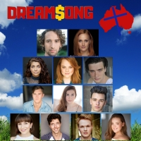 Full Cast Announced for DREAMSONG Photo