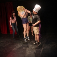 Sour Grapes Productions Presents CHEMICAL X: The Powerpuff Girls Improv Show Photo