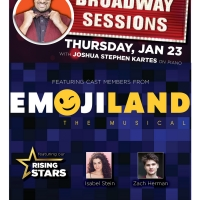 EMOJILAND And Open Mic Mania Come to Broadway Sessions This Week Photo