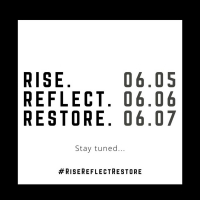 Nathaniel Hunt Presents RISE. REFLECT. RESTORE: A Three Day Virtual Fundraiser for the NAACP & Color of Change