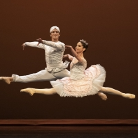 La Compañía Nacional De Danza Se Reencuentra Con Su Público Con La Gala De Ballet En El Pa Photo