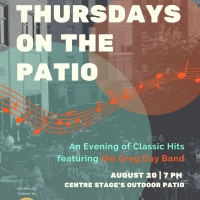 Centre Stage And The Commerce Club Present THURSDAY ON THE PATIO Photo