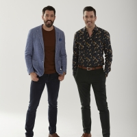 The Paley Center Announces 'HGTV's Property Brothers: A Conversation with Drew and Jo Photo