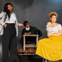 The African-American Shakespeare Company Presents THE TRIAL OF ONE SHORT-SIGHTED BLAC Photo