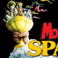 Mercury Theater Chicago and Music Box Theatre Screen MONTY PYTHON AND THE HOLY GRAIL Photo