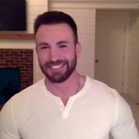 VIDEO: Chris Evans Talks About His Dog Dodger on JIMMY KIMMEL LIVE Photo