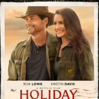 VIDEO: Kristin Davis, Rob Lowe Star in HOLIDAY IN THE WILD Trailer Debut