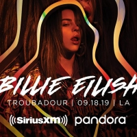 Billie Eilish to Perform Exclusive Concert for SiriusXM, Pandora Listeners