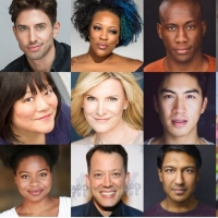 Nick Adams, Ann Harada, John Tartaglia and More to Take Part in HARMONY Benefit Hoste Photo