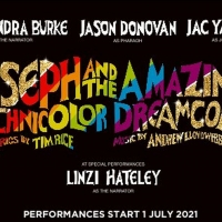 Full Cast Announced For JOSEPH AND THE AMAZING TECHNICOLOR DREAMCOAT, at the London P Photo