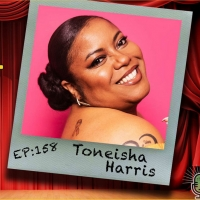 Toneisha Harris Talks THE VOICE, Her Songwriting Philosophy & More on THE THEATRE POD Photo