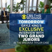 Gayle King Presents Exclusive Interview with Two Grand Jurors in Breonna Taylor Case Photo